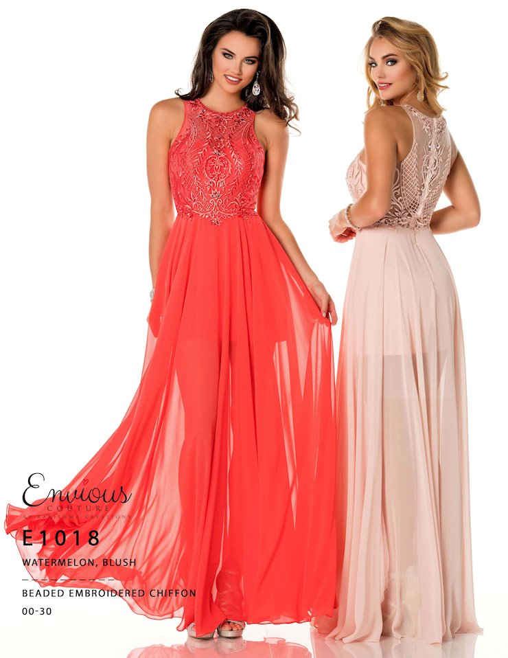 Envious Couture Prom E1018
