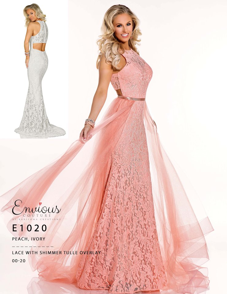 Envious Couture Prom E1020