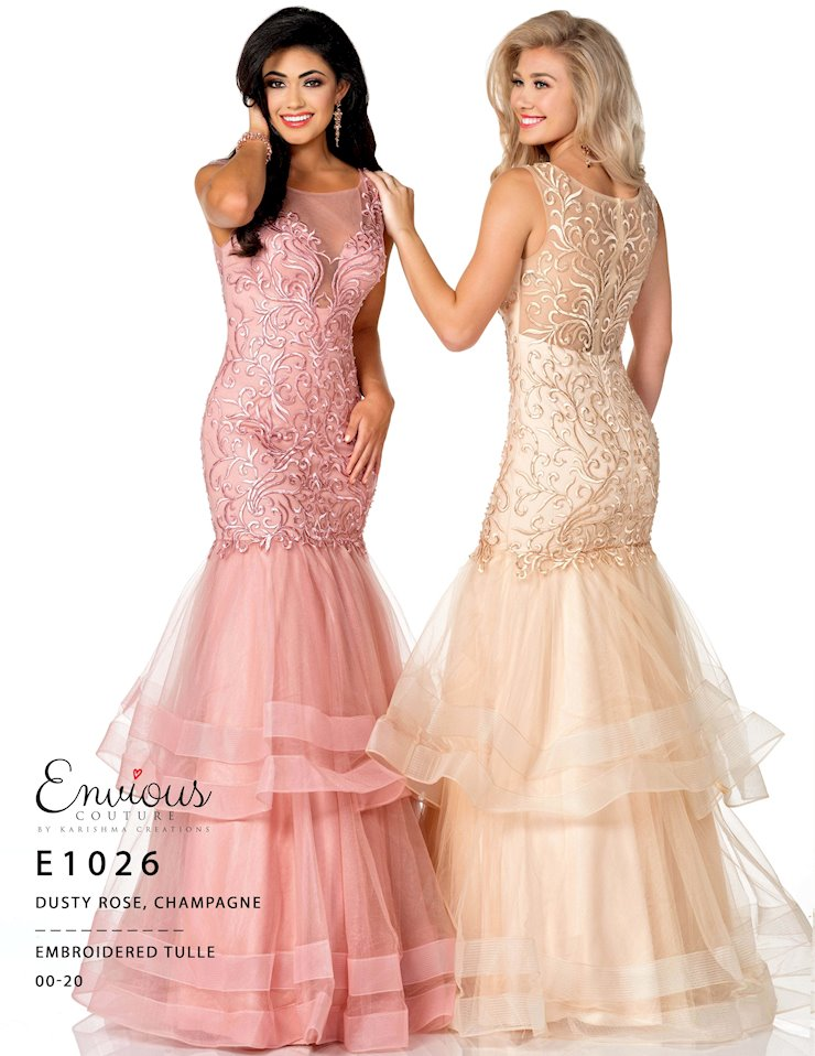 Envious Couture Prom E1026