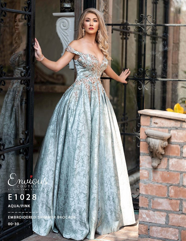 Envious Couture Prom E1028