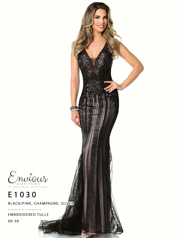 Envious Couture Prom E1030