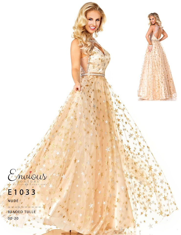 Envious Couture Prom E1033