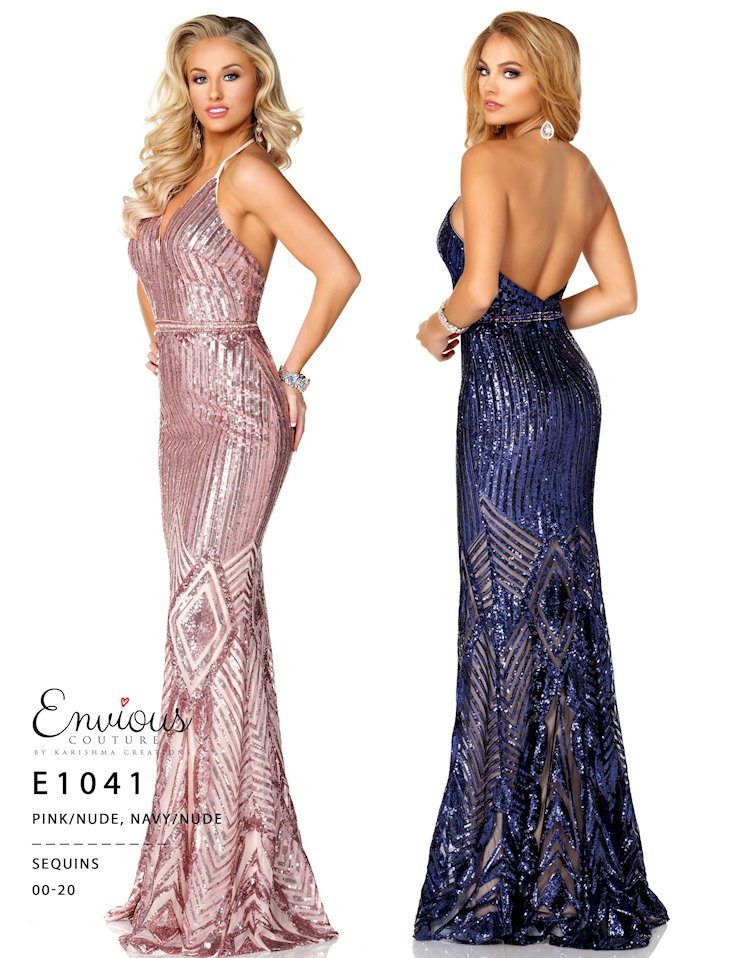 Envious Couture Prom E1041
