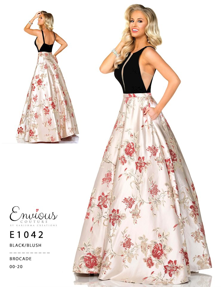 Envious Couture Prom E1042