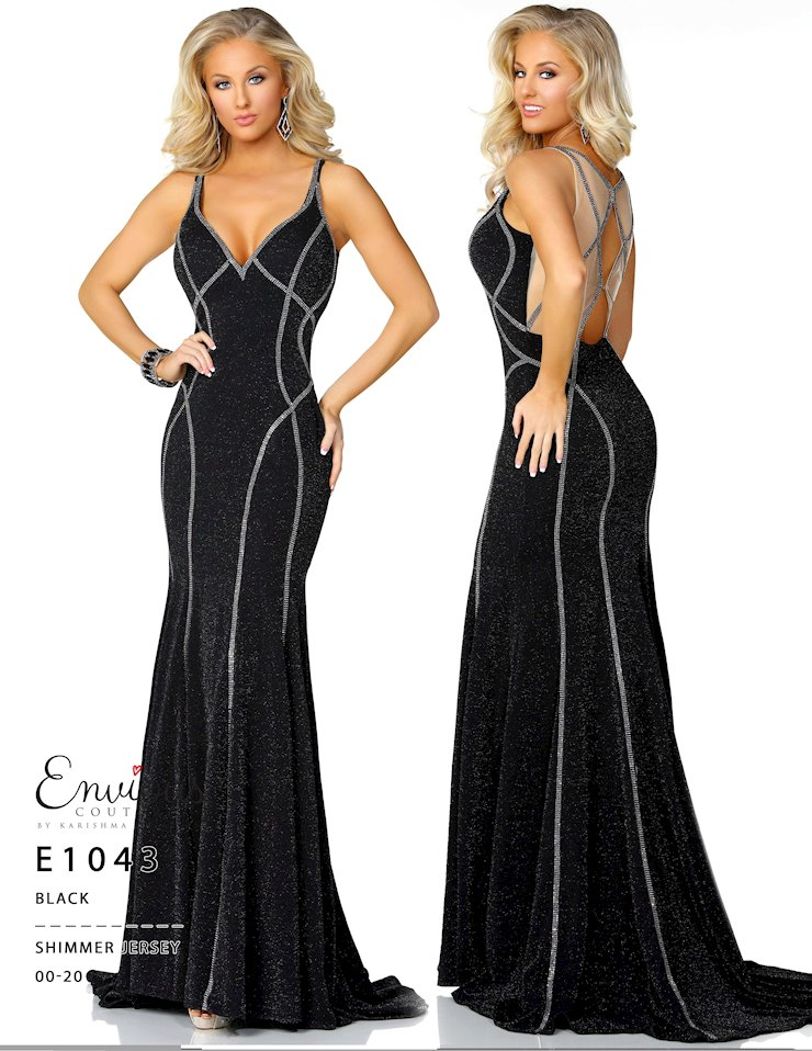 Envious Couture Prom E1043