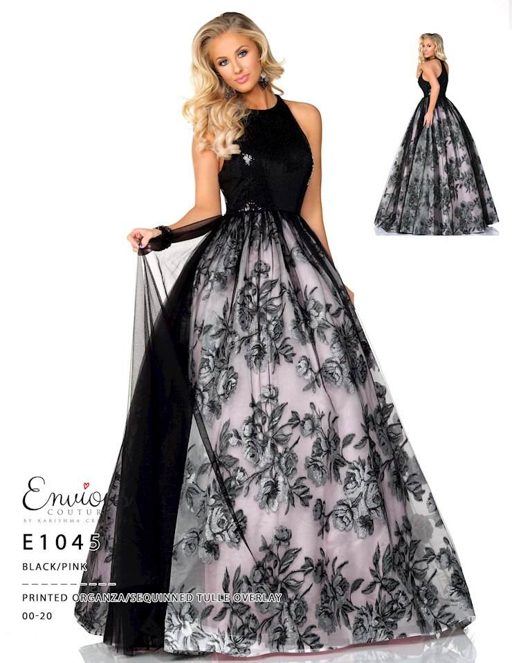 Envious Couture Prom E1045