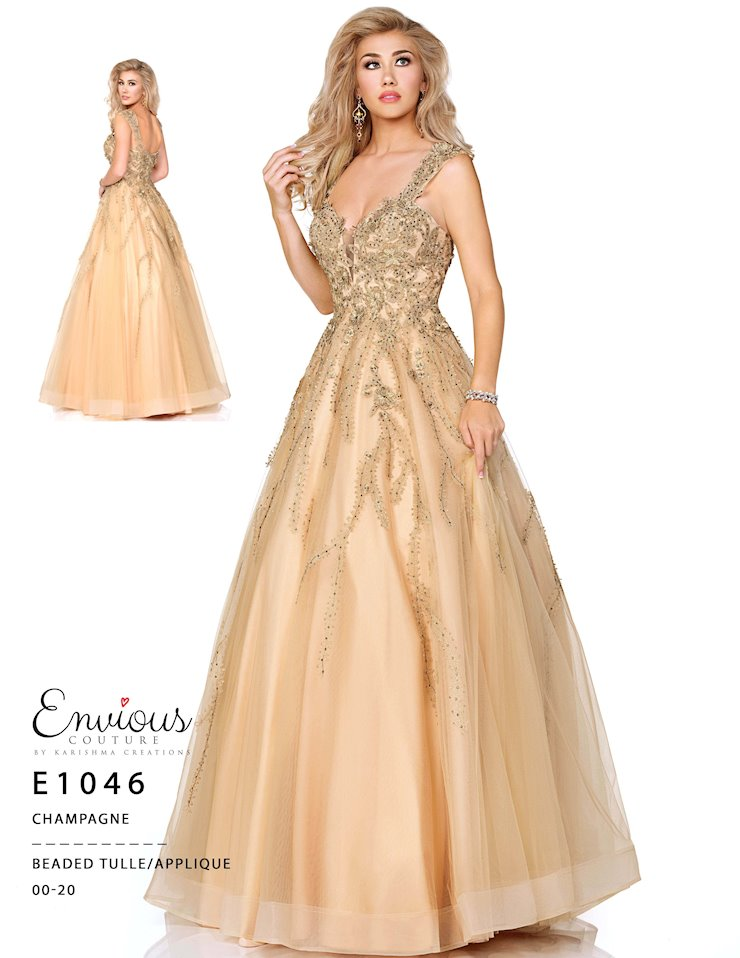 Envious Couture Prom E1046
