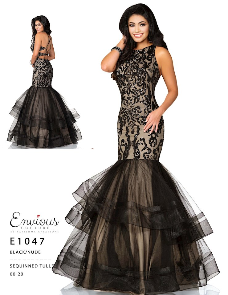 Envious Couture Prom E1047