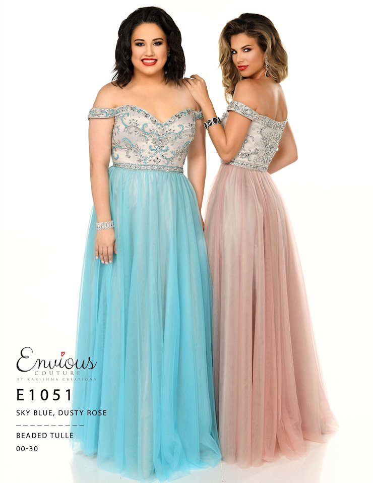 Envious Couture Prom E1051