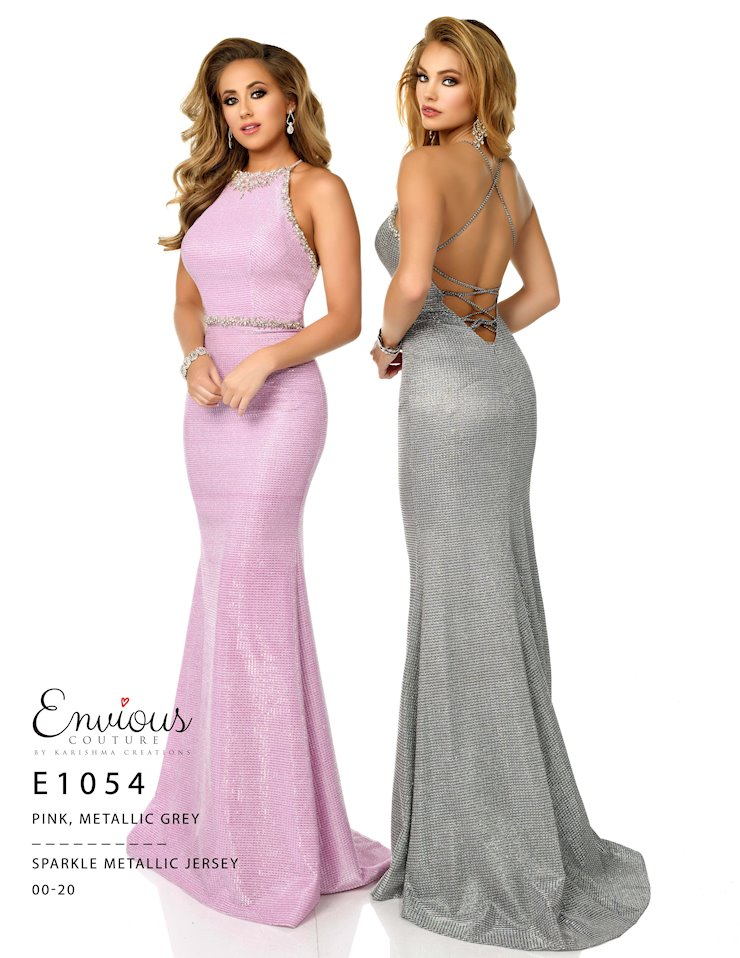 Envious Couture Prom E1054