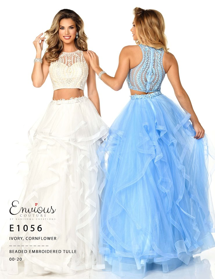 Envious Couture Prom E1056