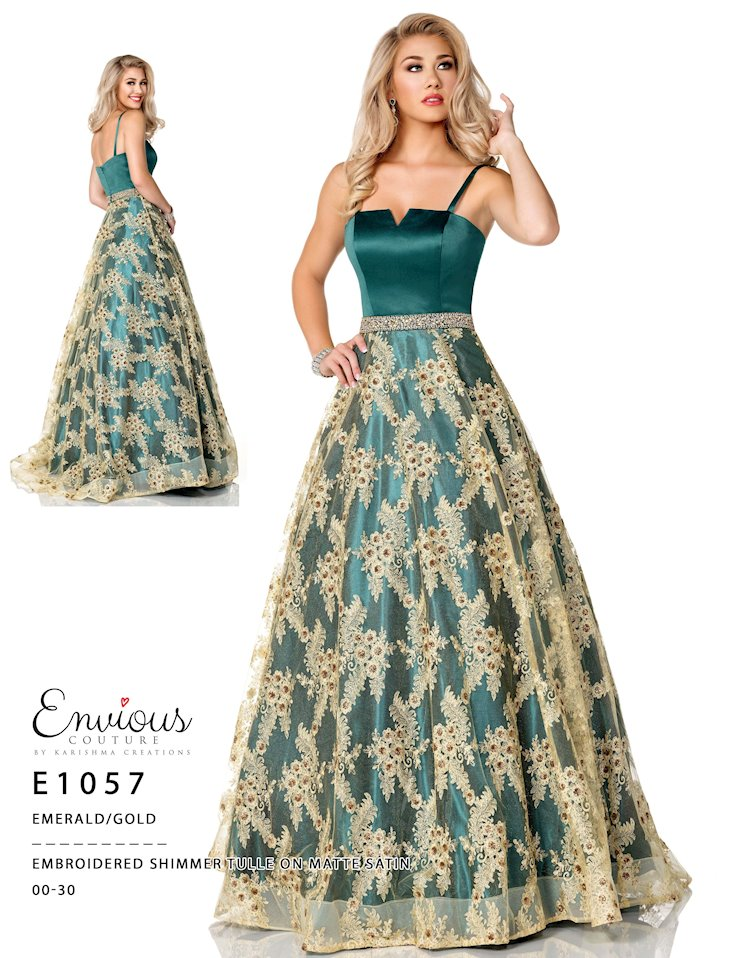 Envious Couture Prom E1057