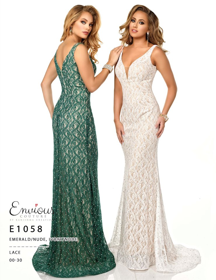Envious Couture Prom E1058
