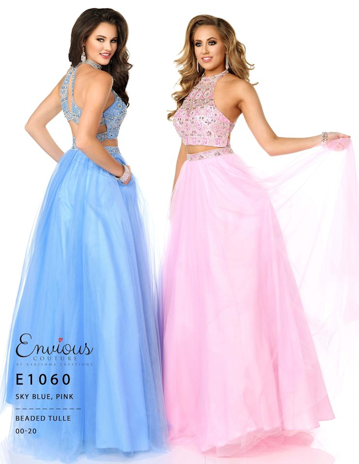 Envious Couture Prom E1060