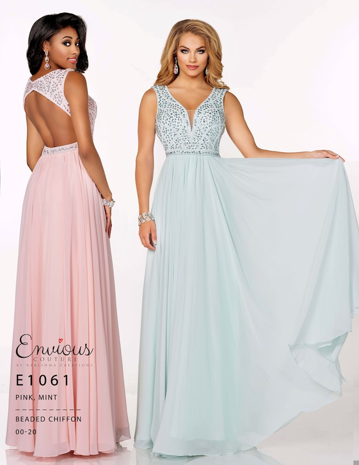 Envious Couture Prom E1061