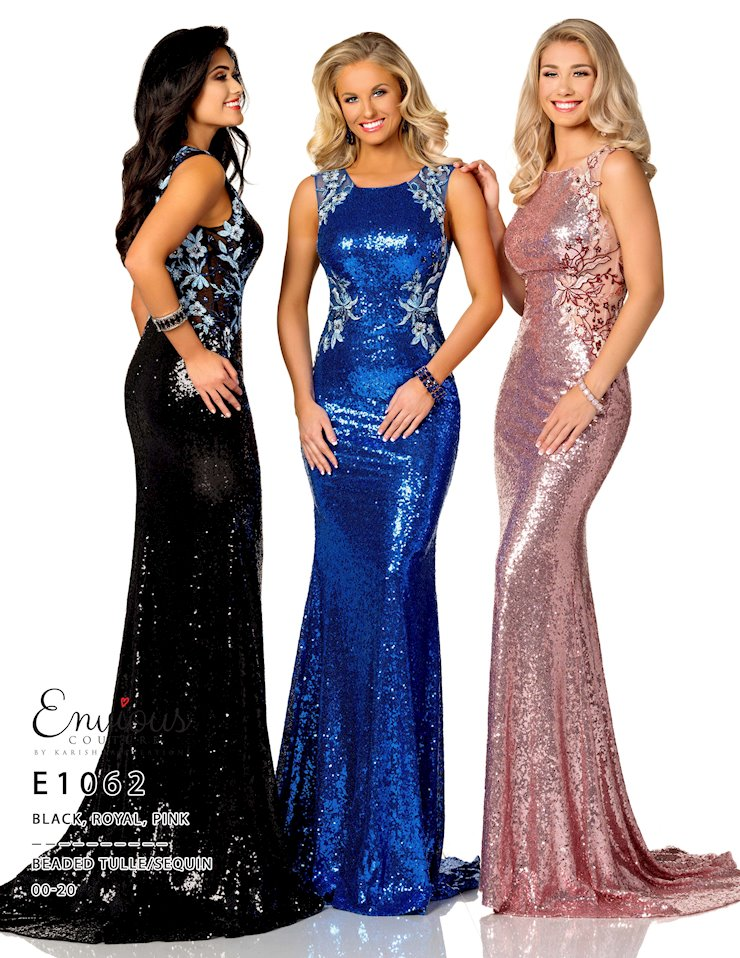 Envious Couture Prom E1062