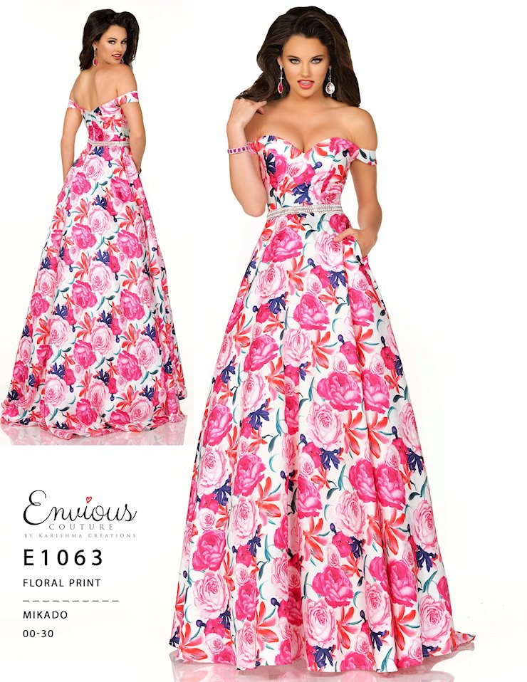 Envious Couture Prom E1063