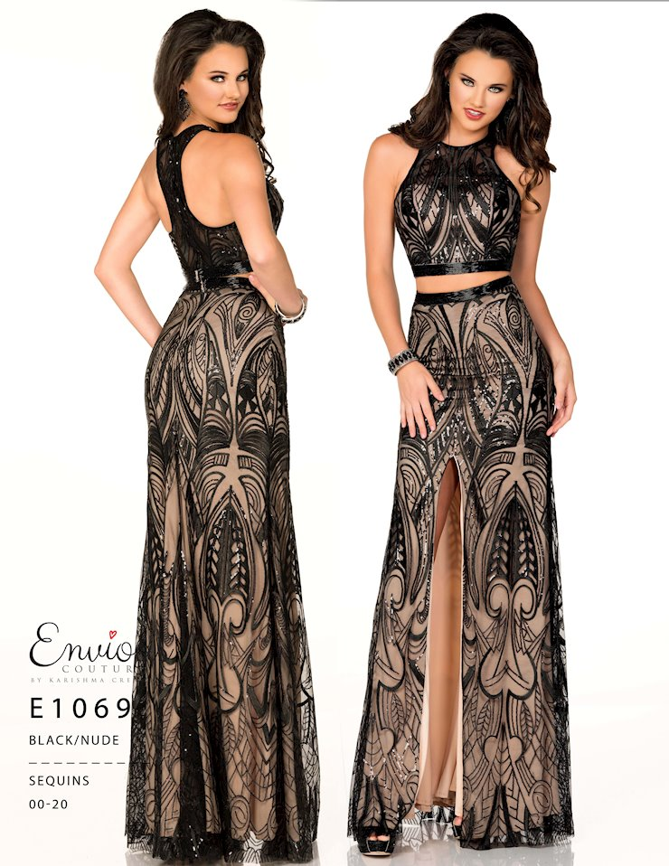 Envious Couture Prom E1069