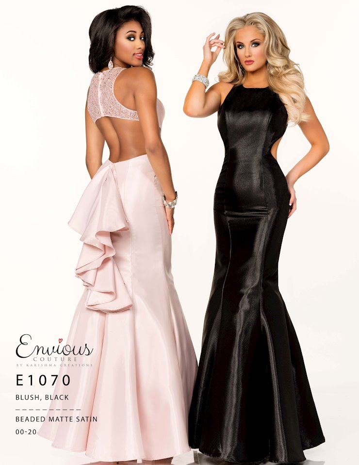 Envious Couture Prom E1070