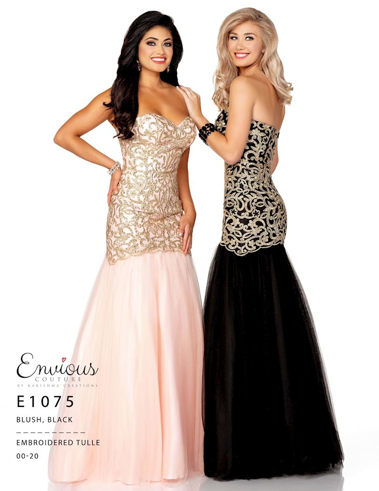 Envious Couture Prom E1075