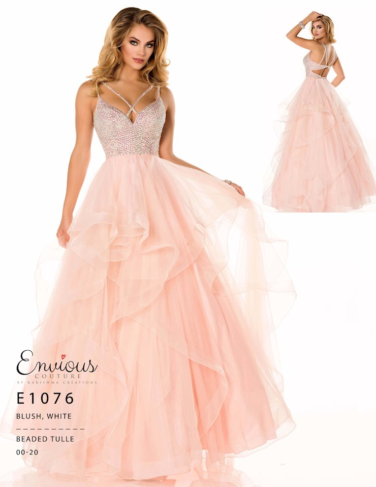 Envious Couture Prom E1076