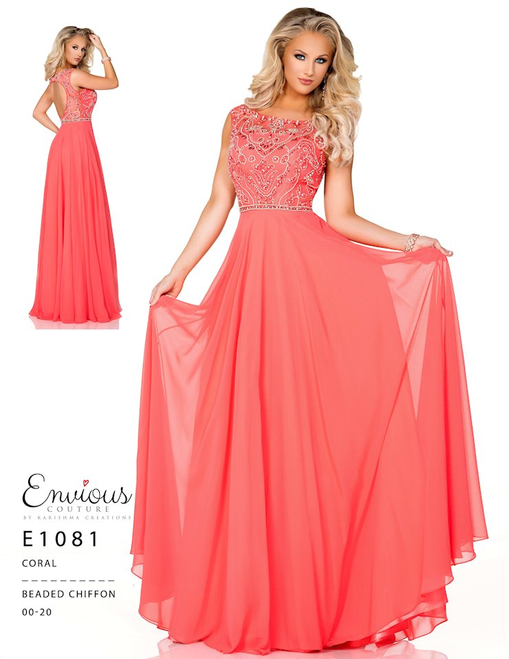 Envious Couture Prom E1081