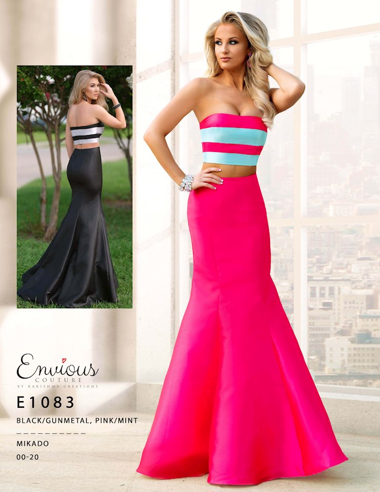 Envious Couture Prom E1083