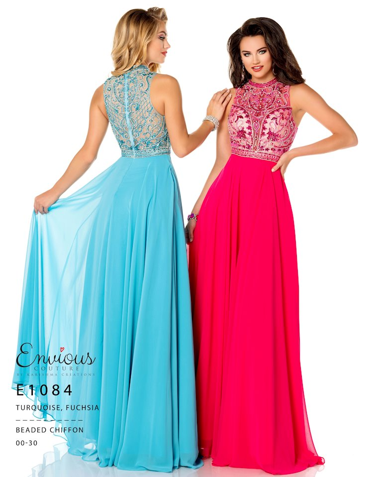 Envious Couture Prom E1084