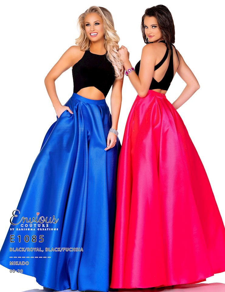 Envious Couture Prom E1085