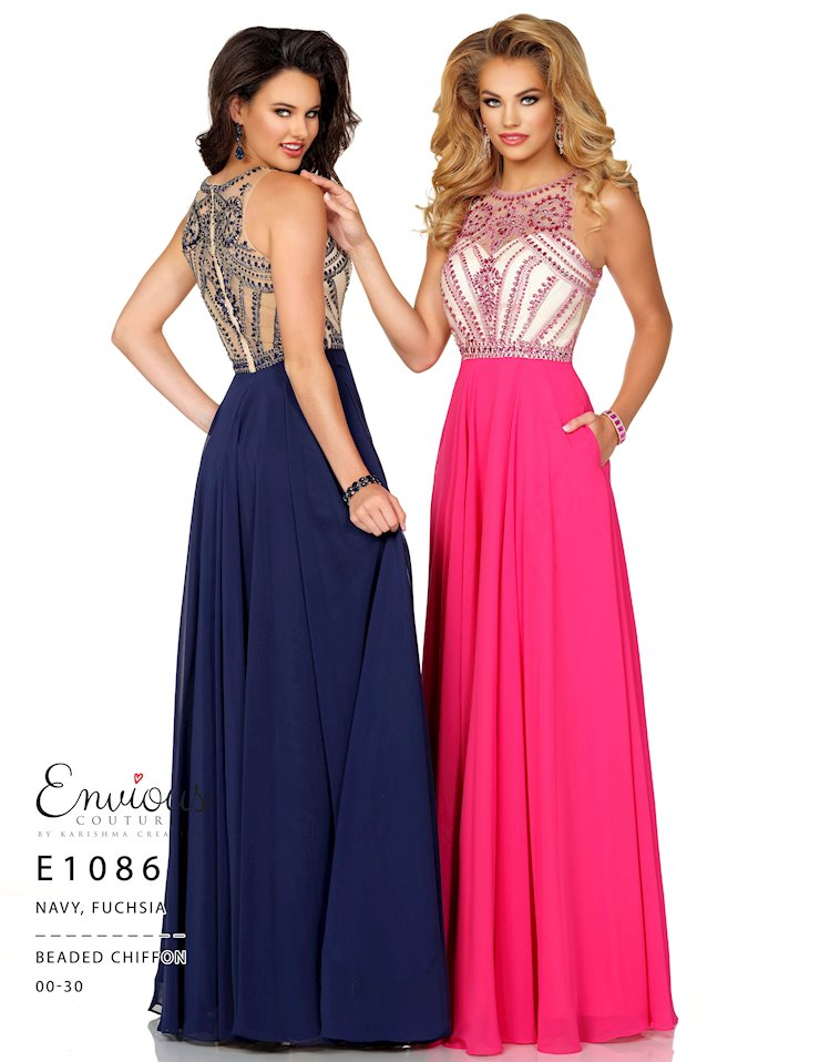 Envious Couture Prom E1086