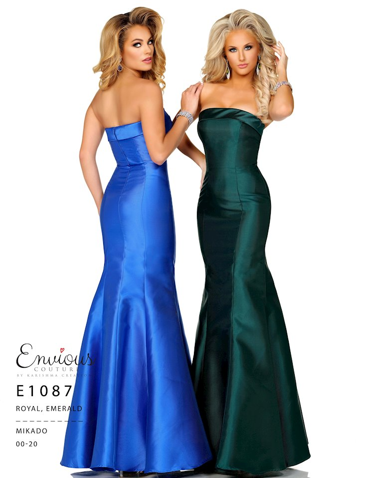 Envious Couture Prom E1087