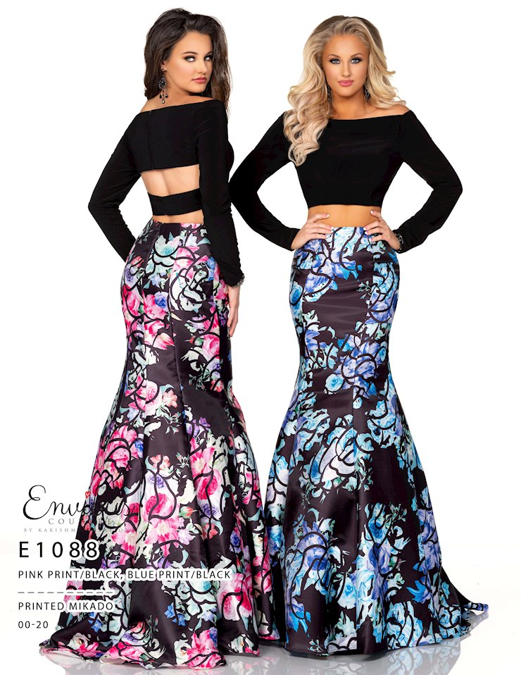 Envious Couture Prom E1088