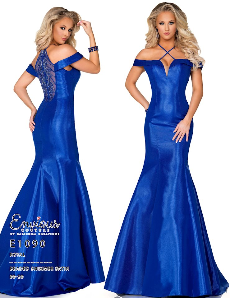 Envious Couture Prom E1090