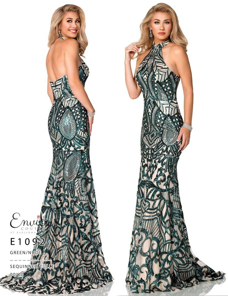 Envious Couture Prom E1092