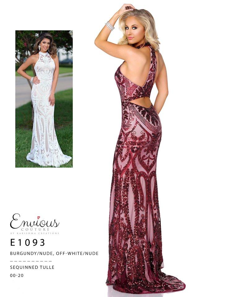 Envious Couture Prom E1093