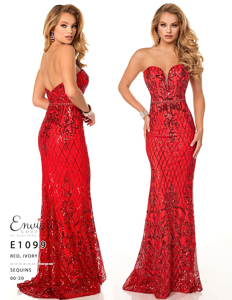 Envious Couture Prom Style #E1099