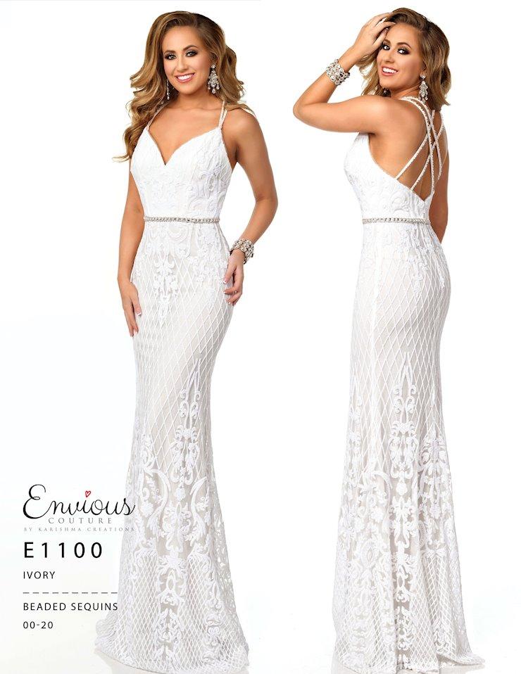 Envious Couture Prom E1100