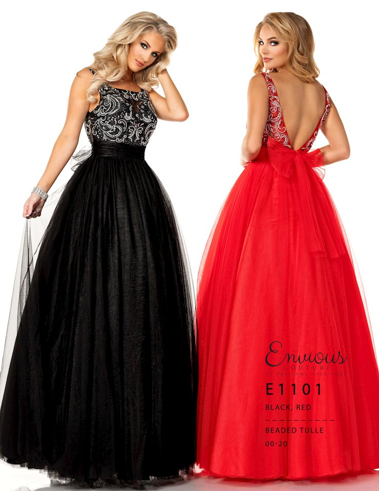 Envious Couture Prom E1101