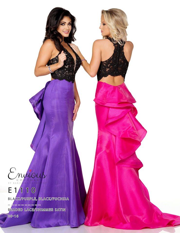 Envious Couture Prom E1110