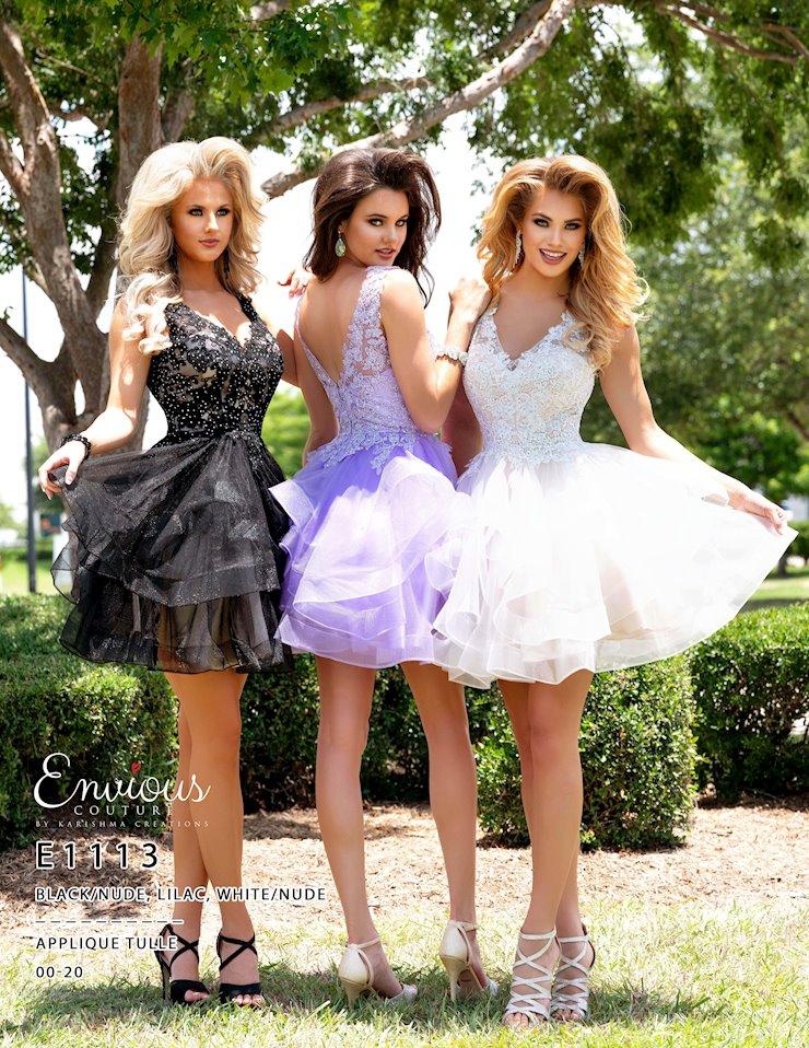 Envious Couture Prom E1113