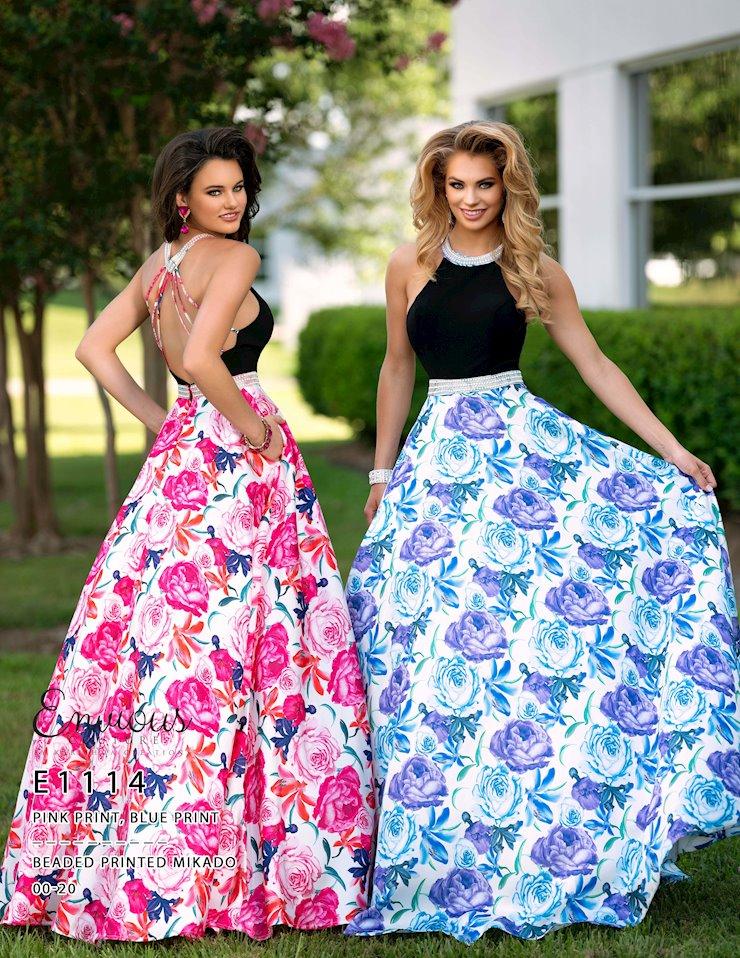 Envious Couture Prom E1114