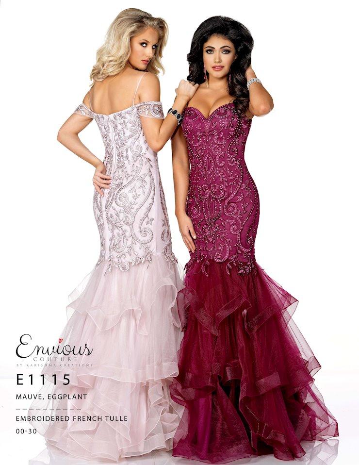 Envious Couture Prom E1115