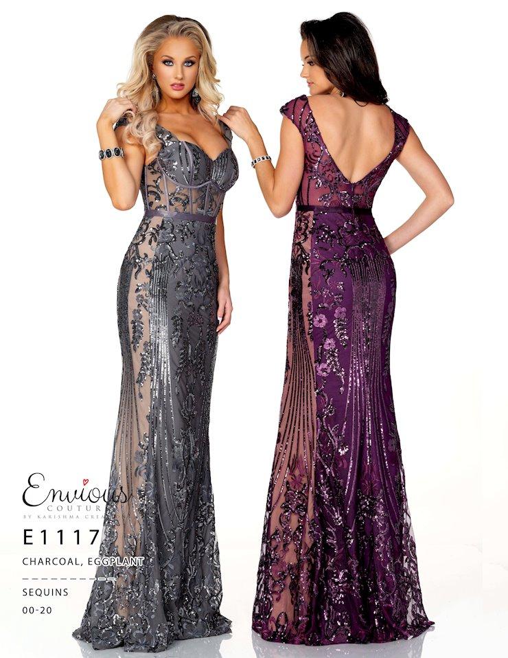 Envious Couture Prom E1117