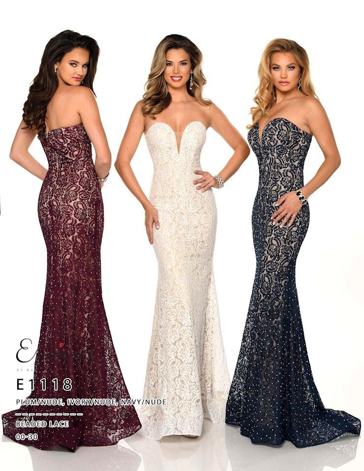 Envious Couture Prom E1118