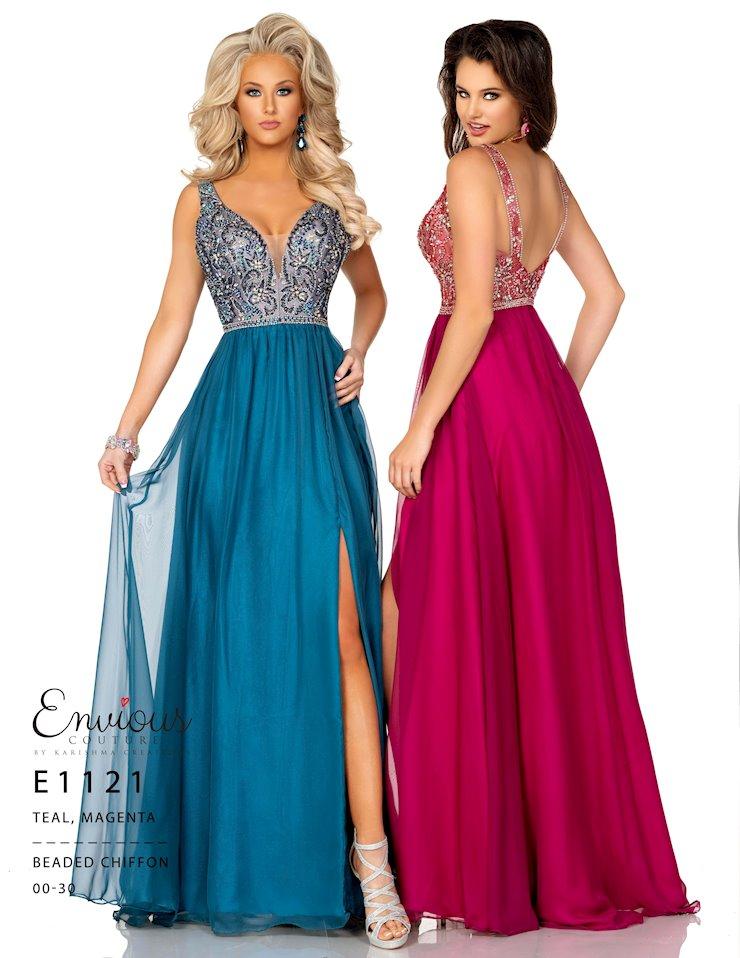 Envious Couture Prom E1121