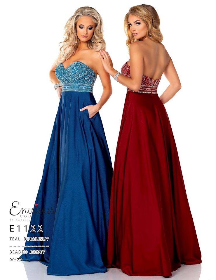 Envious Couture Prom E1122