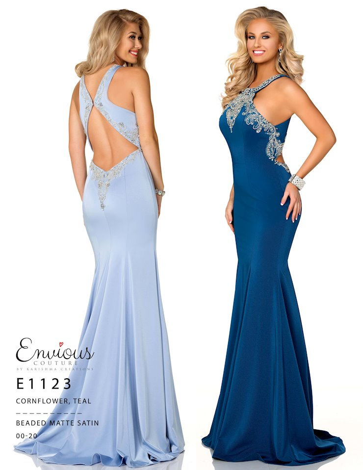 Envious Couture Prom E1123