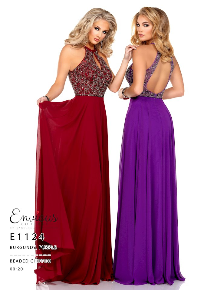 Envious Couture Prom E1124