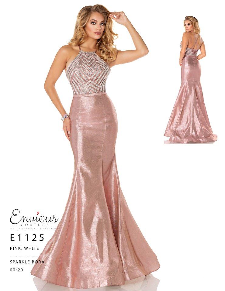 Envious Couture Prom E1125