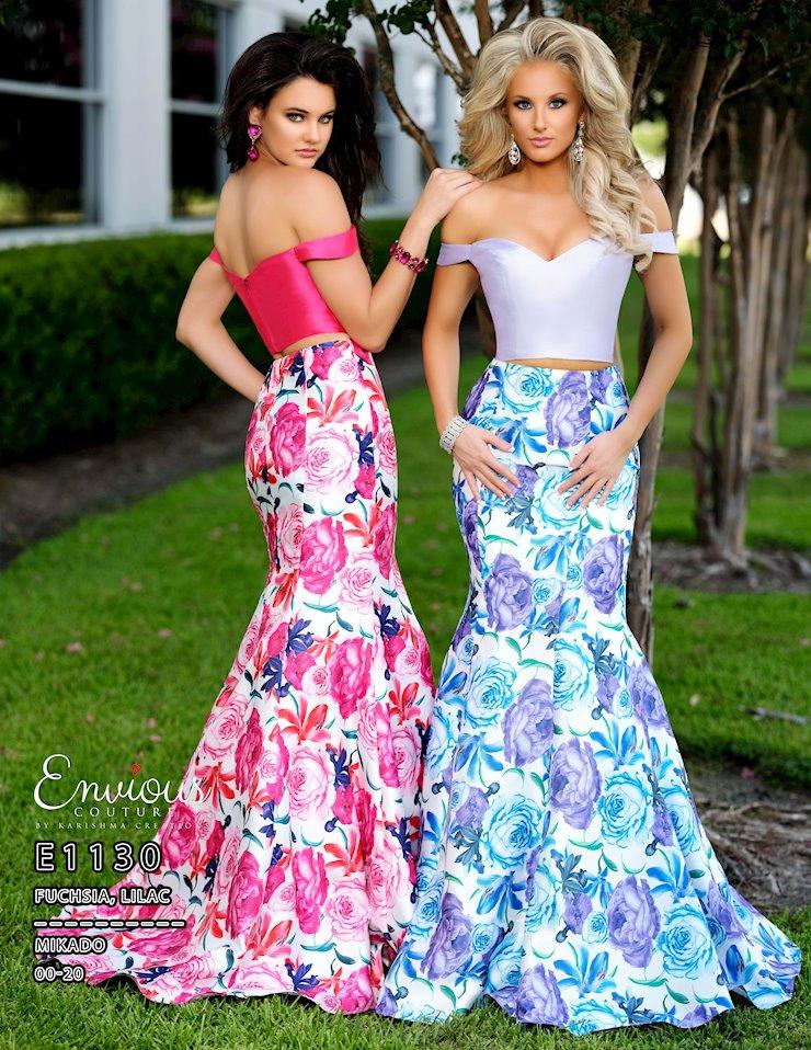 Envious Couture Prom E1130